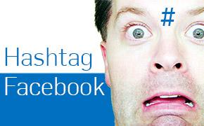 hashtags dans Facebook