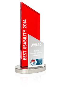 AV-Test Best Usability 2014 Award