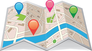 Localisation Facebook Messenger
