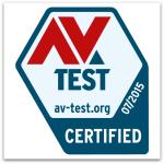 AV-Test mobile certified