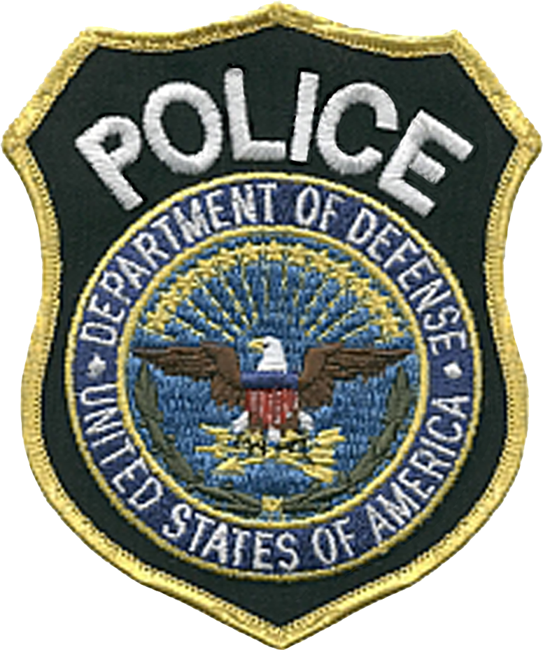 USA DOD Police