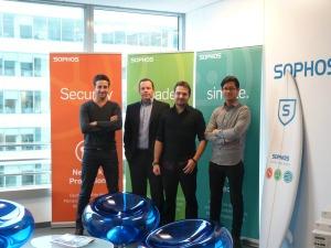 Sophos France apprentices