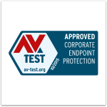 AV-Test certified