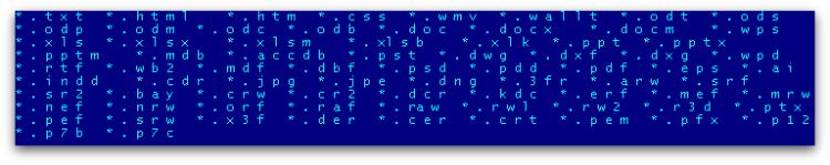 Figure-1-ThreatFinder-File-Extension-lists