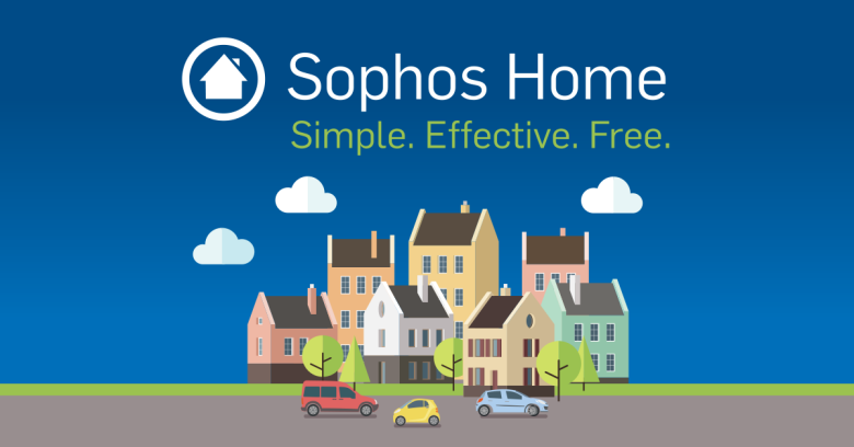 Try Sophos Home for free