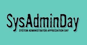 SysAdminDay