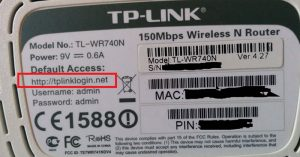 tp-link-router-setting