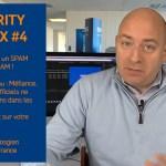 SecurityReflex - SPAM dangereux
