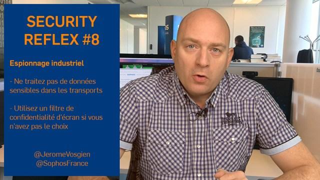 Espionnage Industriel SecurityReflex #8