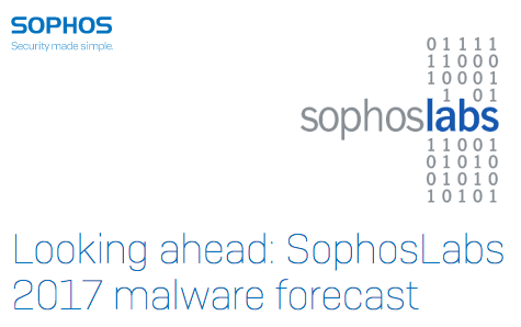 Prévisions 2017 concernant les malwares
