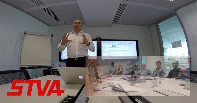 Formation Cybersécurité STVA