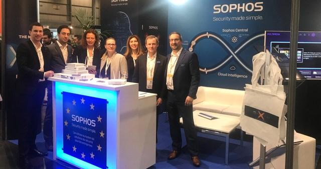 FIC 2018 Sophos France Team