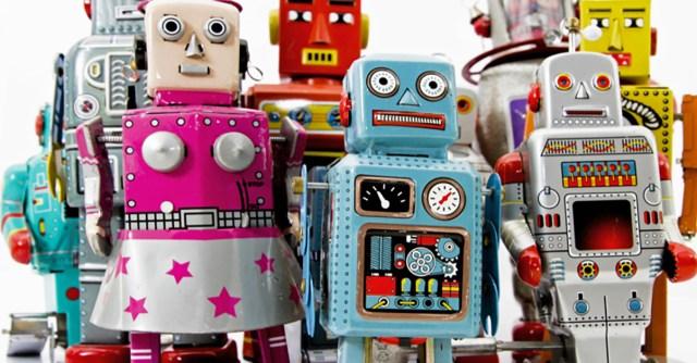 jouets connectés