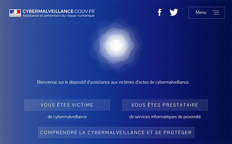 Cybermalveillance Gouv FR