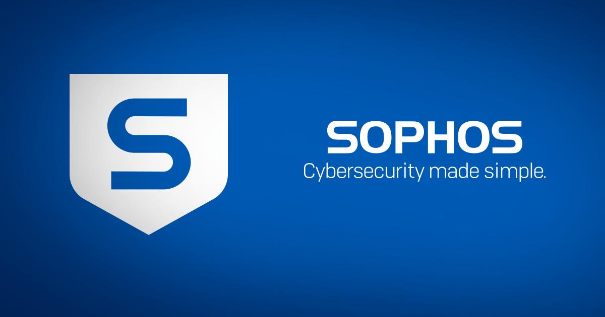 Sophos mdr update