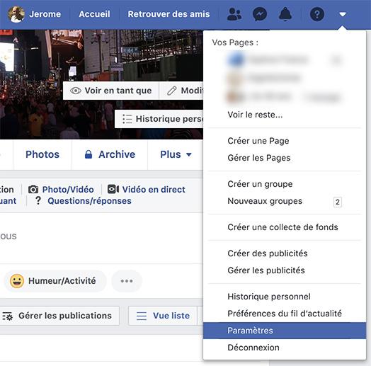 2FA Facebook Duo