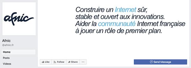 AFNIC Internet sûr en France