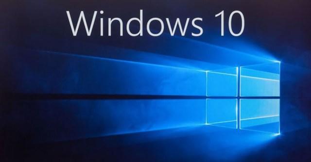 mise a jour windows 10