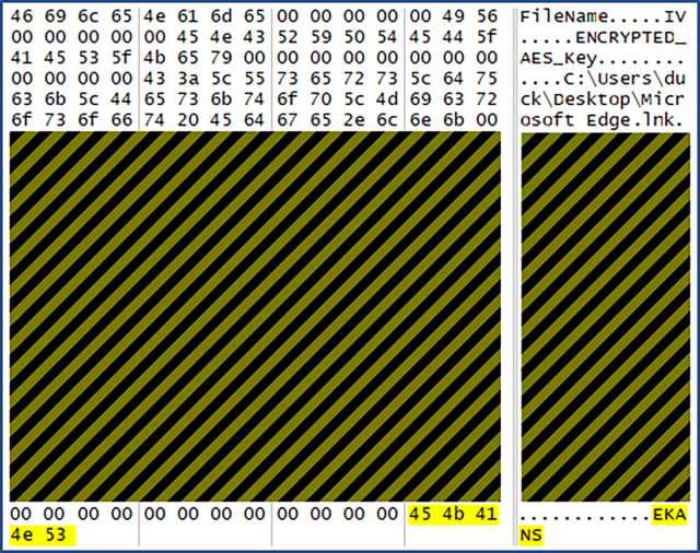 ransomware snake