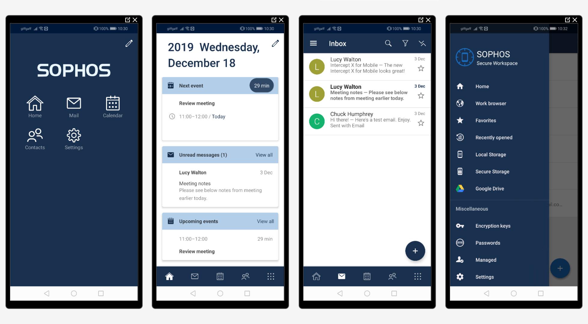 Securing remote working with Sophos Mobile – Sophos News