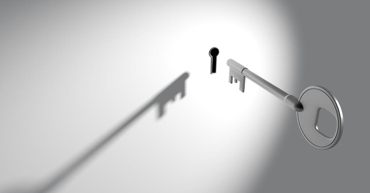 Lock and Keyhole