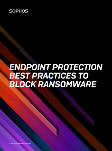 Best Practices Ransomware Report