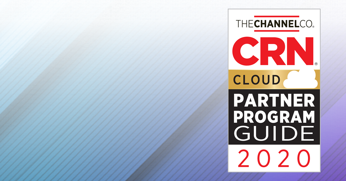 Sophos has been named a 2020 CRN Cloud PPG Winner!